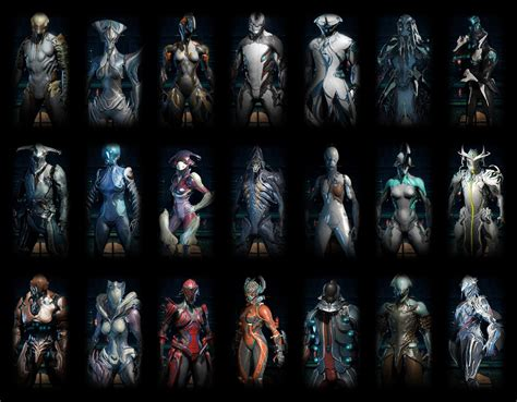 best warframe psychology in march 2016