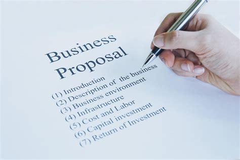 format proposal wirausaha proposal kewirausahaan struktur proposal dan tips praktis