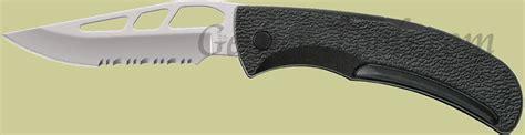 gerber skeleton knife gerber e z out skeleton serrated knife 06751 46751