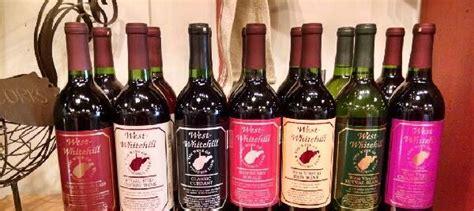 Vine West wv wines