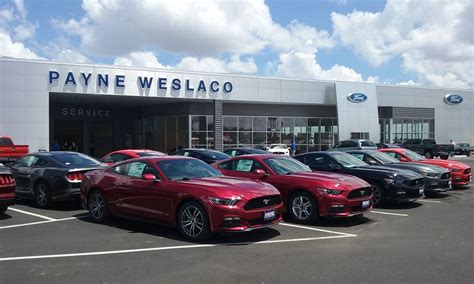 Payne Weslaco Ford by About Payne Weslaco Ford A Weslaco Tx Dealership