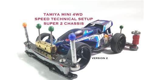 Tamiya Chassis Reinforced Ma tamiya 4wd mini setup t