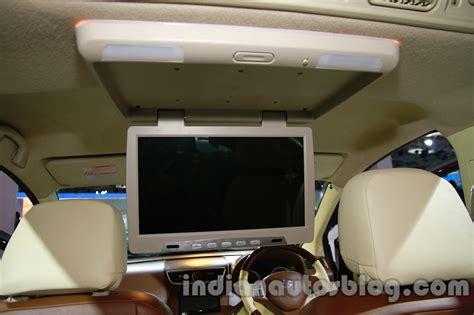 maruti ertiga altair lcd screen indian autos