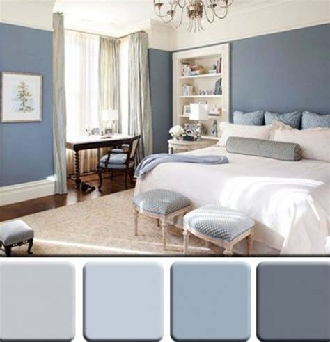 monochromatic bedroom color wheel for ideal color themes for your interior