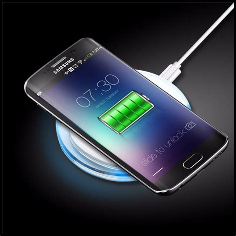 Konektor Charger Samsung S6 Edge aliexpress buy wireless charger for samsung galaxy s7 edge s6 edge note 8 5 accessories