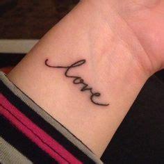 love tattoo cursive love tattoo on wrist cursive www pixshark com images