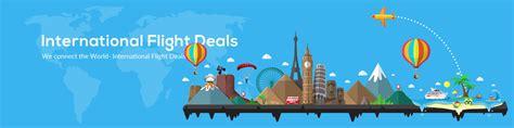 discount international airline  flight deals
