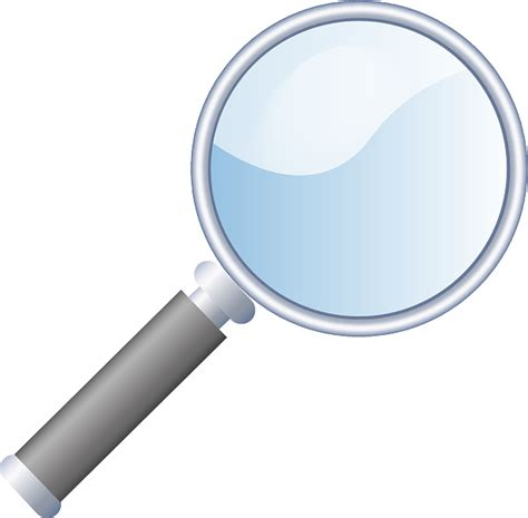 Kaca Pembesar Loupe Magnifying Glass Magnifier Lens magnifying glass magnifier 183 free vector graphic on pixabay