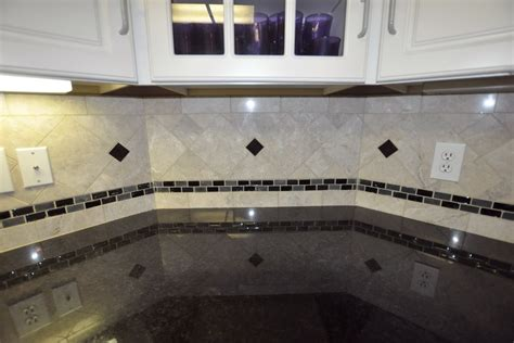 kitchen backsplash accent tile accent tiles for kitchen backsplash home design ideas
