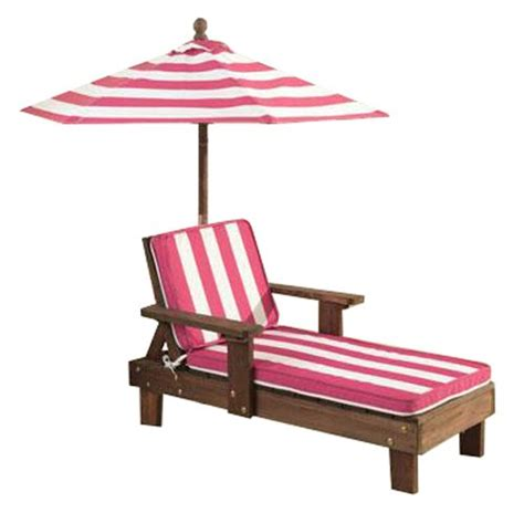 pink patio furniture kidkraft chaise lounger pink white outdoor furniture 11street my sundries