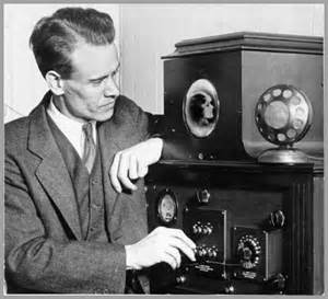 what year was color tv invented mission esl computer lab philo farnsworth the inventor