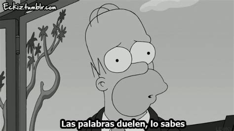 sad bart and tired image lo que me mueve pinterest frases homero on tumblr