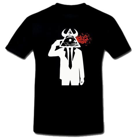 Tshirt Anti Eye One Tshirt killuminati illuminati killers t shirt anti nwo anonymous