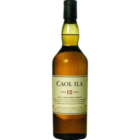 best single malt scotch whisky caol ila 12 year single malt scotch whisky at caskers