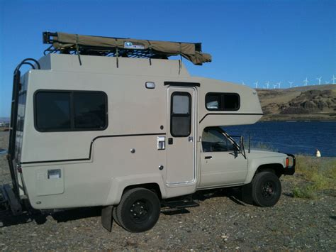toyota motorhome 4x4 4x4 sunrader all done general discussion toyota