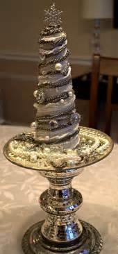 vintage glam cone christmas tree tutorial my love of