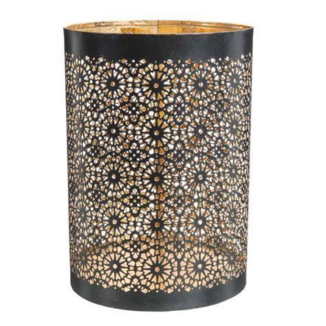 Kerzenhalter Bombay Aus Metall H 10 Cm Maisons Du Monde