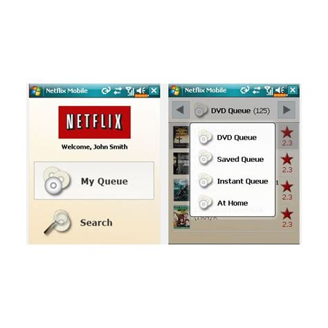netflix mobile top free software for the htc touch pro 2