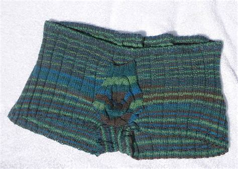 knitting pattern underwear 21 men in woolly shorts you can t un see top crochet