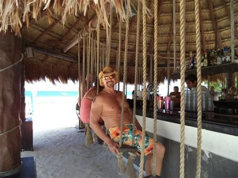 swing bar playa del carmen swing bar picture of bluebay grand esmeralda playa del
