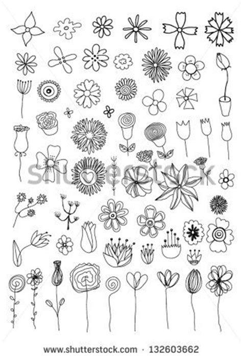 flower doodle free die besten 17 ideen zu muster auf hintergr 252 nde