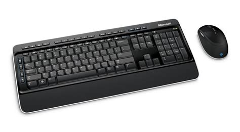 Mouse Dan Keyboard Wireless Hp microsoft wireless 3000 keyboard mouse combo chaos computers