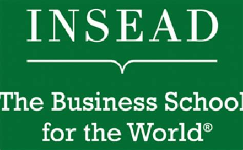 Insead Scholarship Essays by Mba Consulting