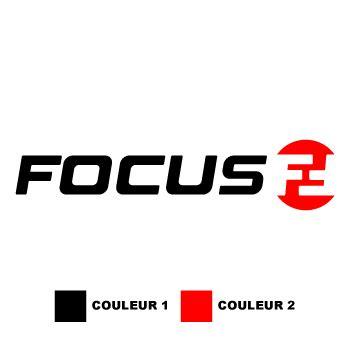 Aufkleber Focus Bikes by Focus Bikes Logo Decal