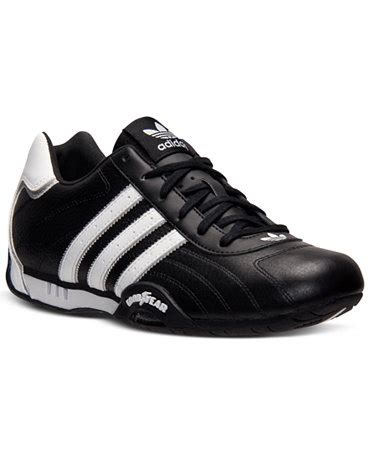 adidas s adi racer low casual sneakers from finish line shoes macy s