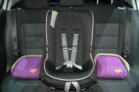 thin car seats narrowest boosters the car seat