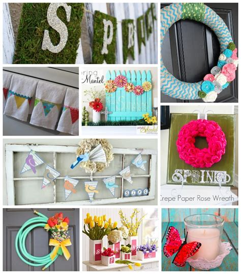 diy spring projects 15 best photos of diy for spring crafts for adults diy