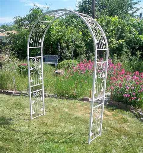 wedding arch rental utah ivory arch all out event rental