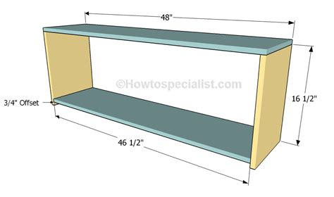how to build a cubby bench cubby bench plans howtospecialist how to build step