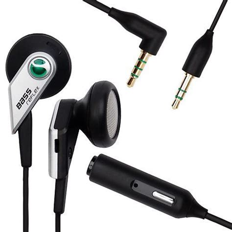 Headset Hp Sony Ericsson sony ericsson headset headset mh500 original original solution