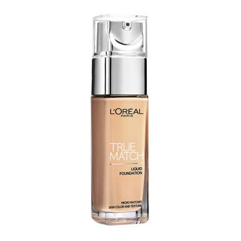 Loreal Foundation True Match l oreal true match foundation w3 beige gold 30 ml 89 95 kr