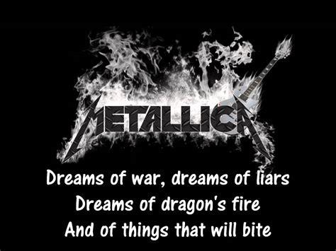 metallica meaning enter sandman lyrics driverlayer search engine