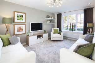 Show Home Decor by Applewood Green Taylor Wimpey