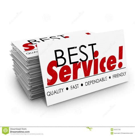 best services best service quality dependable fast friendly business
