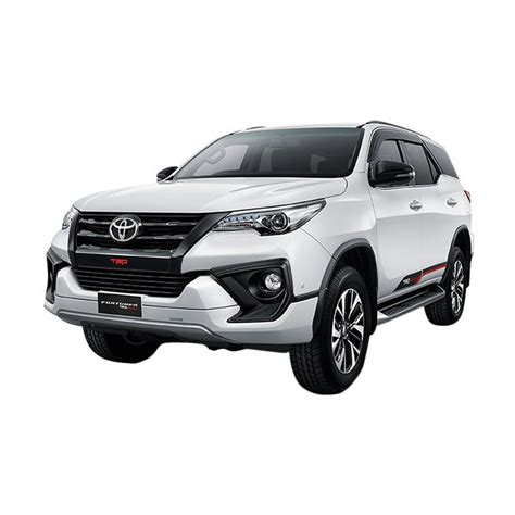 Fortuner Vrz Trd jual toyota all new fortuner 2 4 vrz 4x2 dsl trd mobil