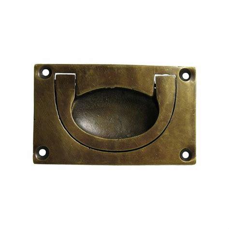 unlacquered brass hardware gado gado bin pulls 2 3 4 inch center to center