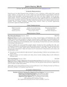 Professional Nursing Resume Template by Nursing Professional Resume Template Premium Resume Sles Exle
