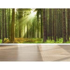 wall mural life in the woods peel and stick wall murals fabric pixersize com