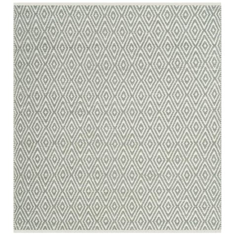 Area Rugs Boston Safavieh Boston Gray 8 Ft X 8 Ft Square Area Rug Bos682e 8sq The Home Depot