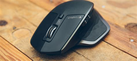 Mouse Logitech Mx Master review the logitech mx master wireless mouse