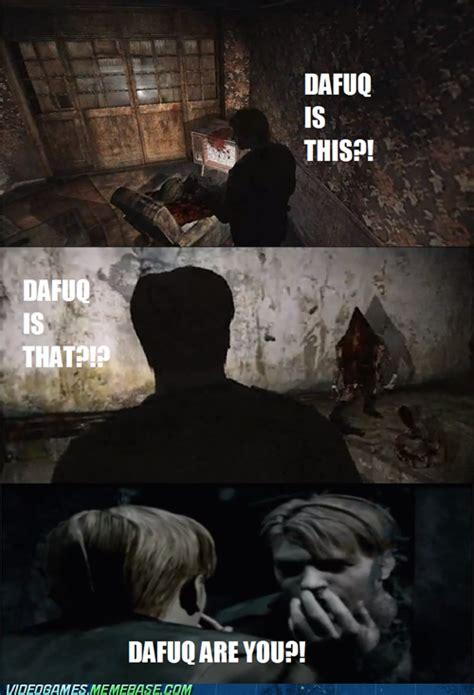 Silent Hill Meme - silent hill meme 28 images so i was playing silent