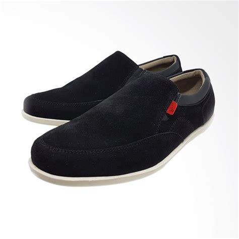 Sepatu Hummer Black jual grocks tonga slip on sepatu pria black bradleys