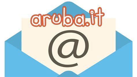 aruba mail mobile come configurare mail aruba su pc e su mobile ios e android