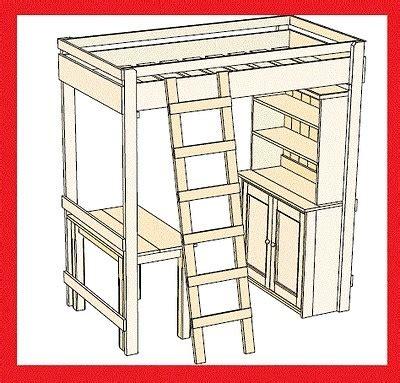 bunk bed desk on pinterest loft bed plans desk plans 27 best images about loft beds on pinterest adobe