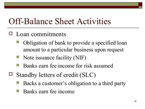 Letter Of Credit Balance Sheet Sources And Uses Of Funds