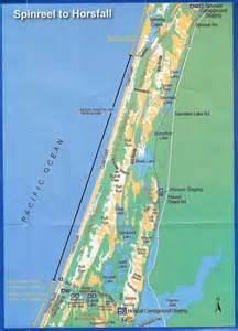 spinreel to horsfall ohv area oregon dunes national rec area
